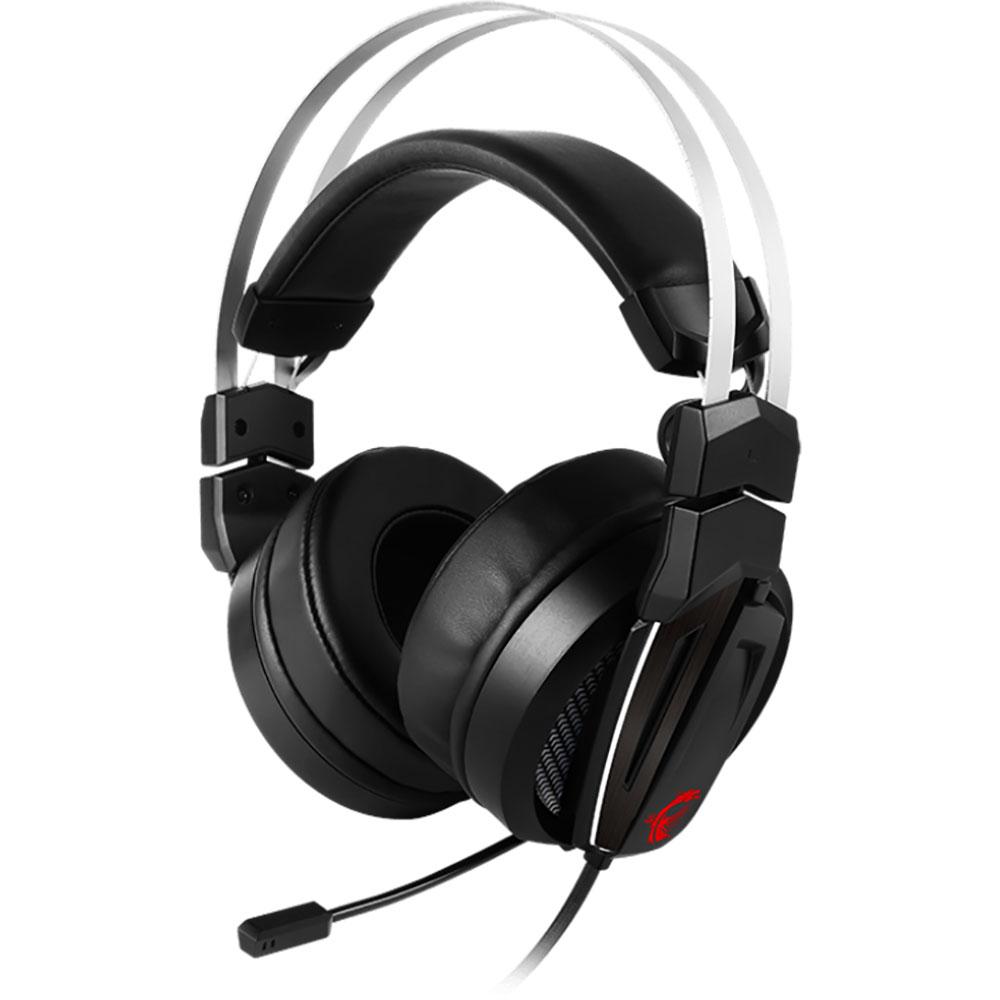 MSI Immerse GH60 Stereo Noir - Micro-casque - Cybertek.fr - 0