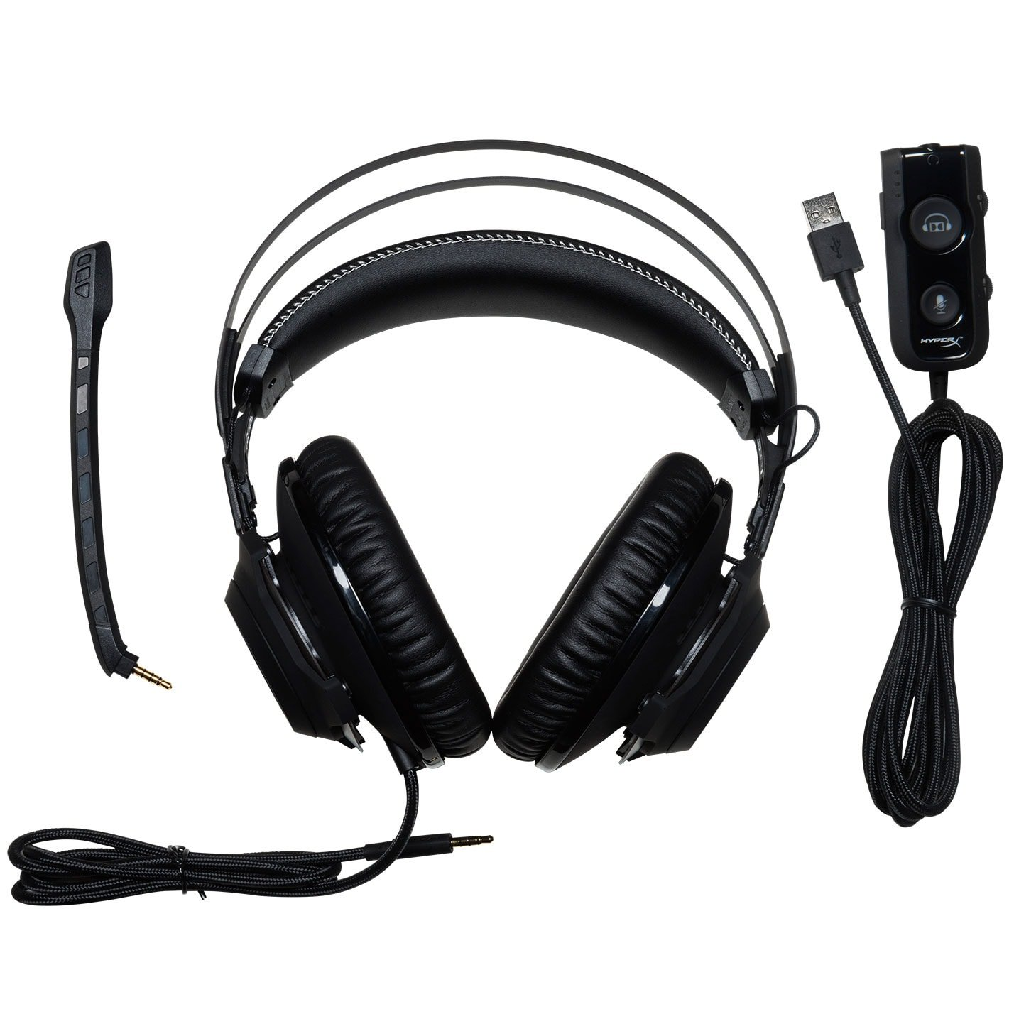 HyperX Cloud Revolver S Gaming Headset (Gun Metal) 7.1 Surround - Micro-casque - 1
