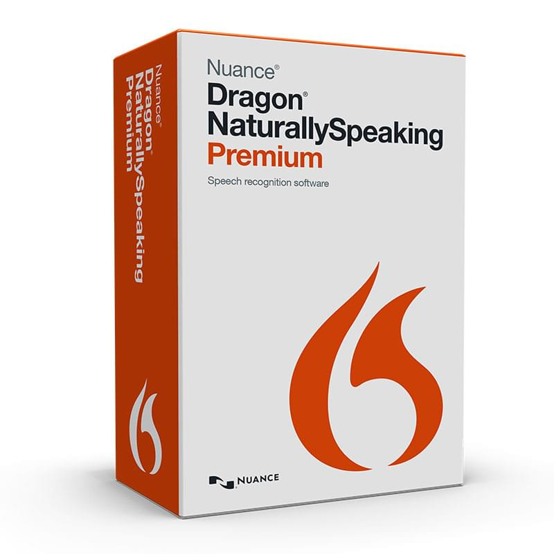 Nuance Dragon Naturally Speaking Premium (K609F-W00-13.0) - Achat / Vente Logiciel Application sur Cybertek.fr - 0