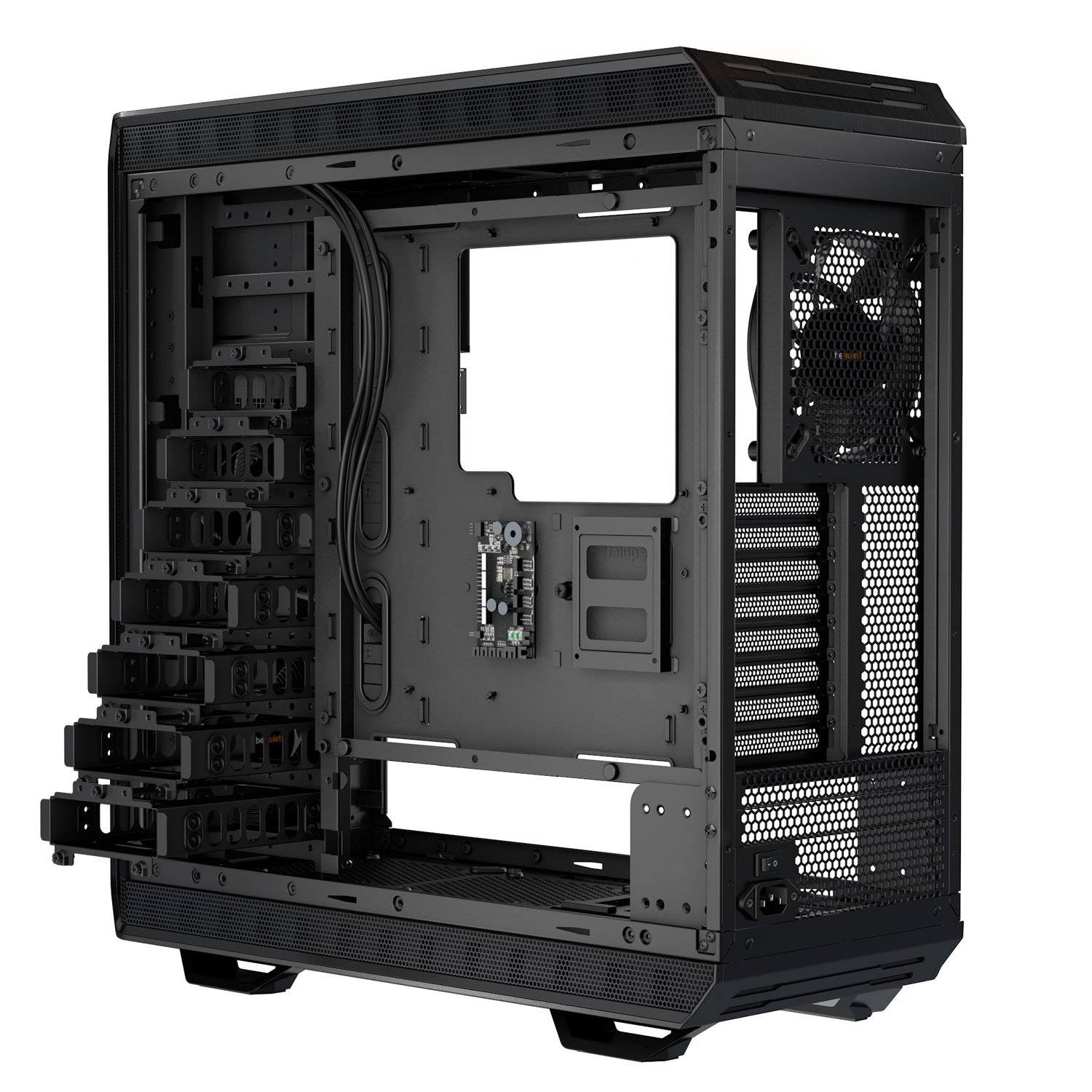 Be Quiet! Dark Base Pro 900 Black Noir - Boîtier PC Be Quiet! - 3