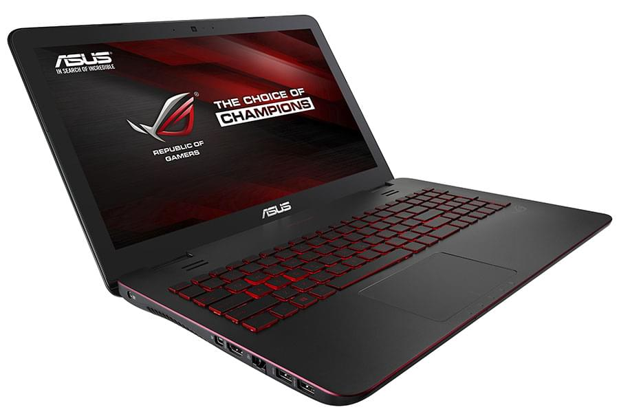 "Asus G750JY-T4049H -i7-4720/16Go/256G+1T/GTX980/17.3""/8 (G750JY-T4049H) - Achat / Vente PC portable sur Cybertek.fr - 0"