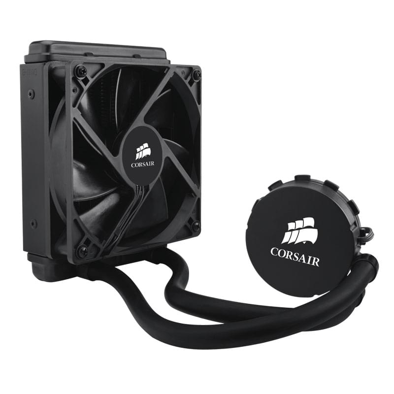 Corsair H55 -120mm - Watercooling Corsair - Cybertek.fr - 0