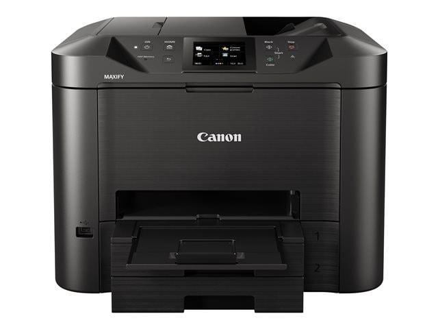 Canon MAXIFY MB5455 (0971C035) - Achat / Vente Imprimante multifonction sur Cybertek.fr - 1