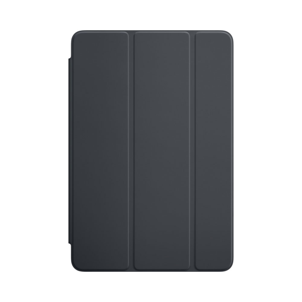 Smart cover pour iPad mini 4 Gris Anthracite - 0