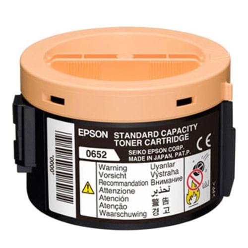 Epson Toner Noir S050652 (C13S050652) - Achat / Vente Consommable Imprimante sur Cybertek.fr - 0