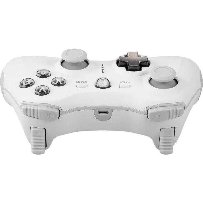 MSI Force GC30 Gaming Controller V2 White - Périphérique de jeu - 5