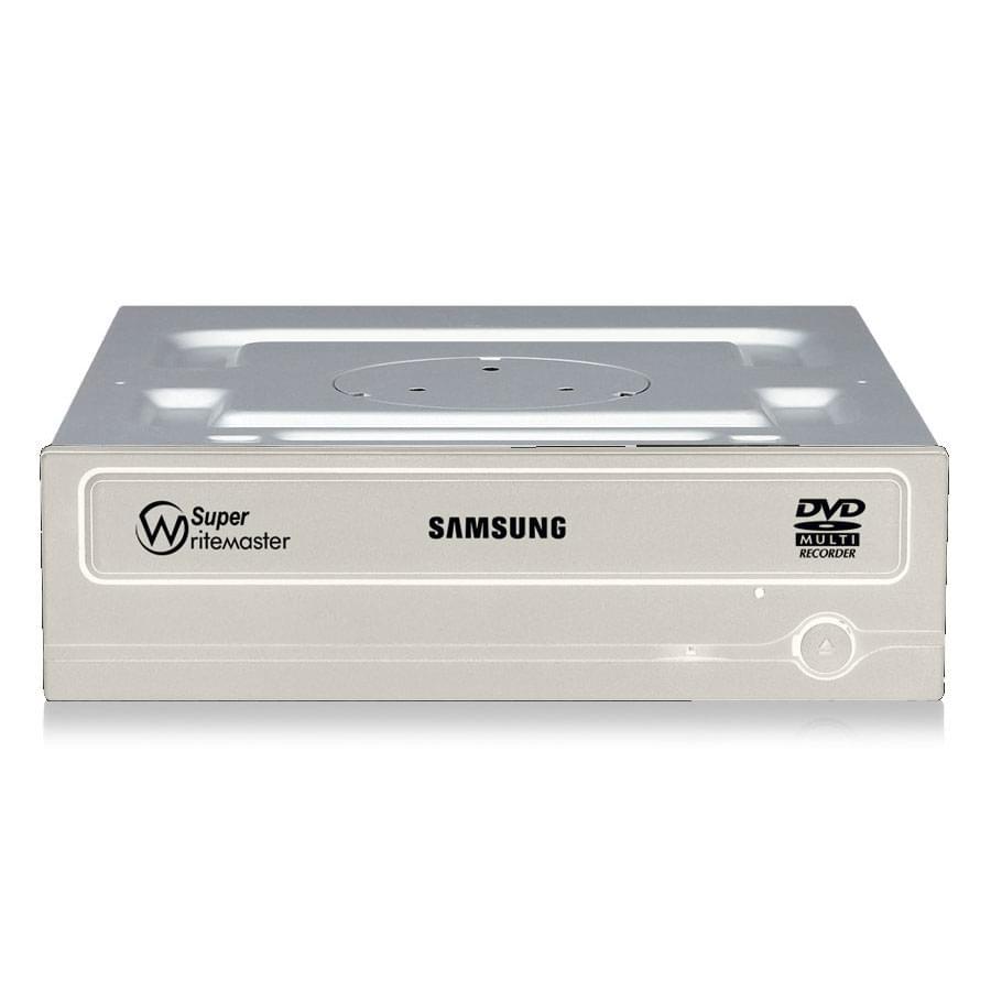 Samsung SATA DVD+/-RW DL Blanc - Graveur - Cybertek.fr - 0
