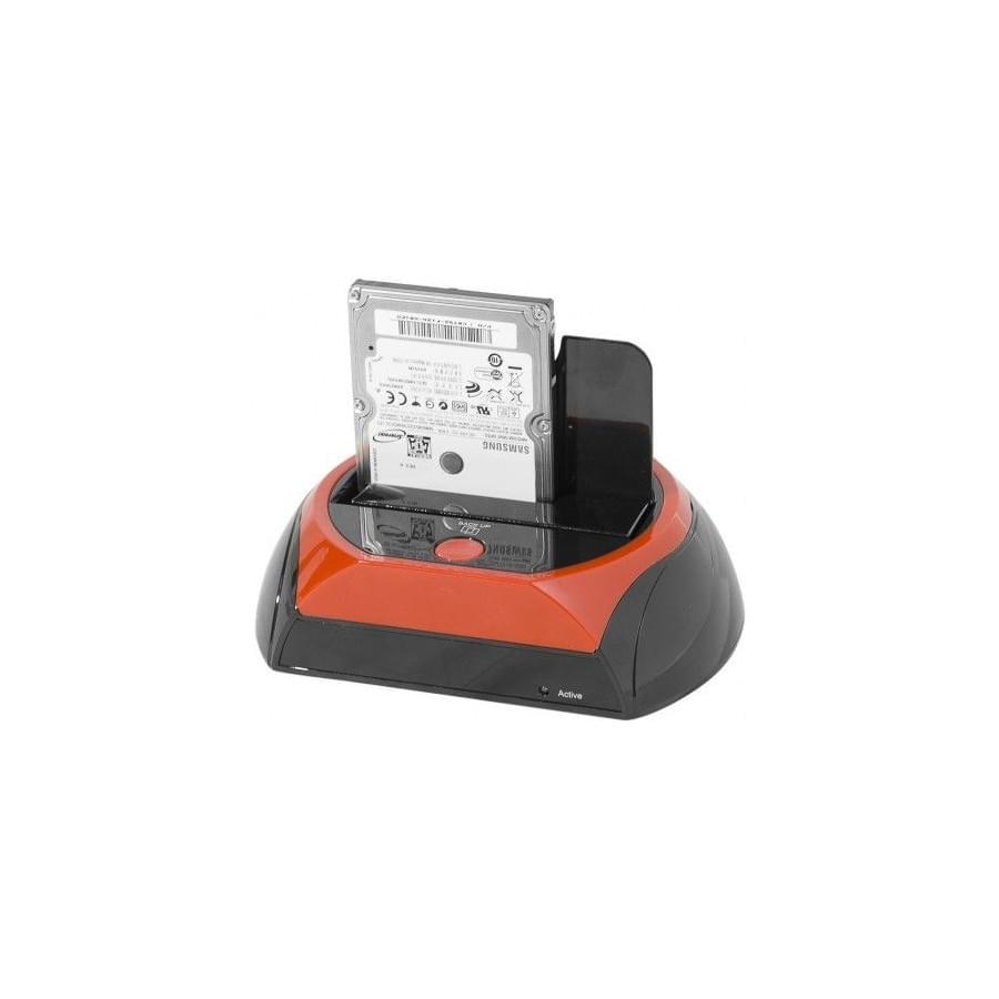 No Name Dock Station USB3/USB2.0 pour DD SATA + lect. cart (738151) - Achat / Vente Boîtier externe sur Cybertek.fr - 0
