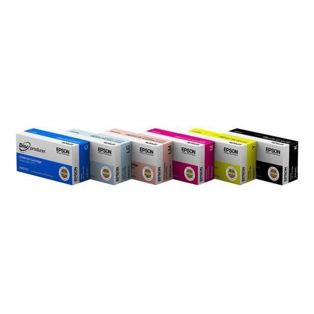 Cartouche PJIC1 Cyan. PP100 pour imprimante  Epson - 0