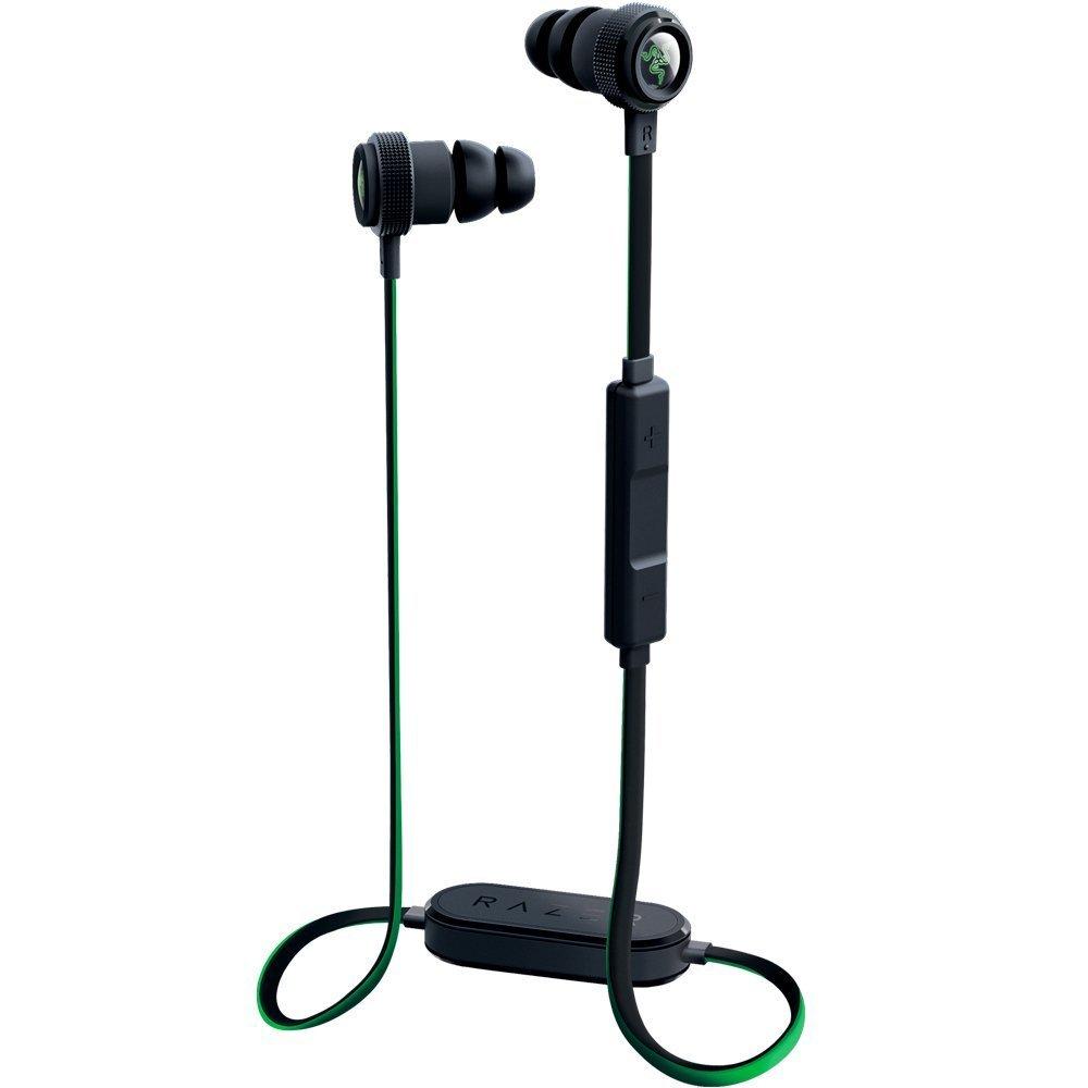 Razer Hammerhead Bluetooth Stereo Vert - Micro-casque - 1