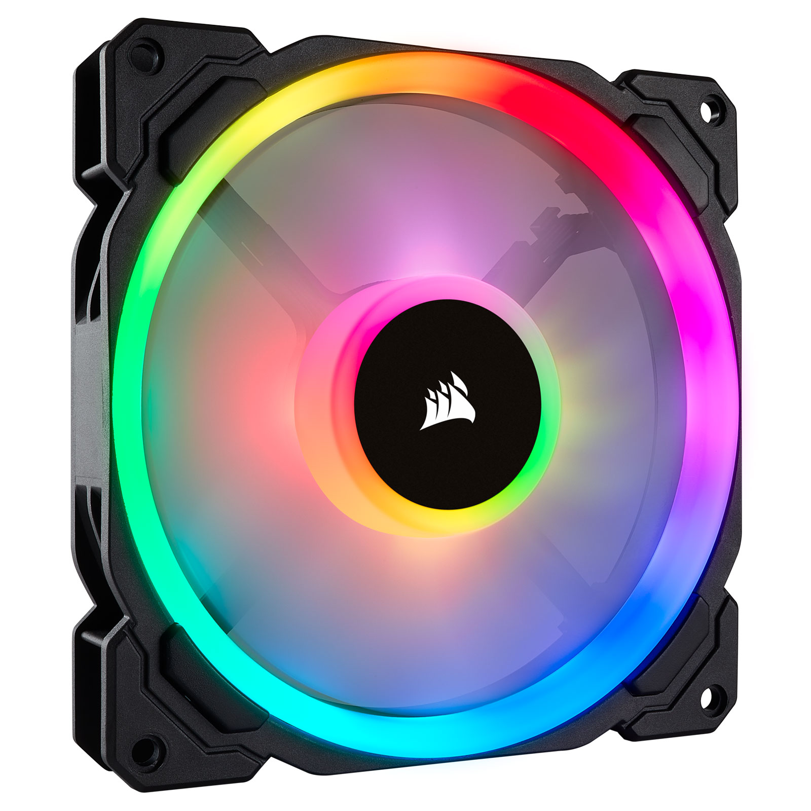 Corsair LL140 Dual Light Loop RGB 140mm - Ventilateur boîtier - 0