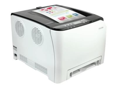 Imprimante Ricoh SP C250 DN (Laser Couleur/Reseau/Recto-Verso) - 0